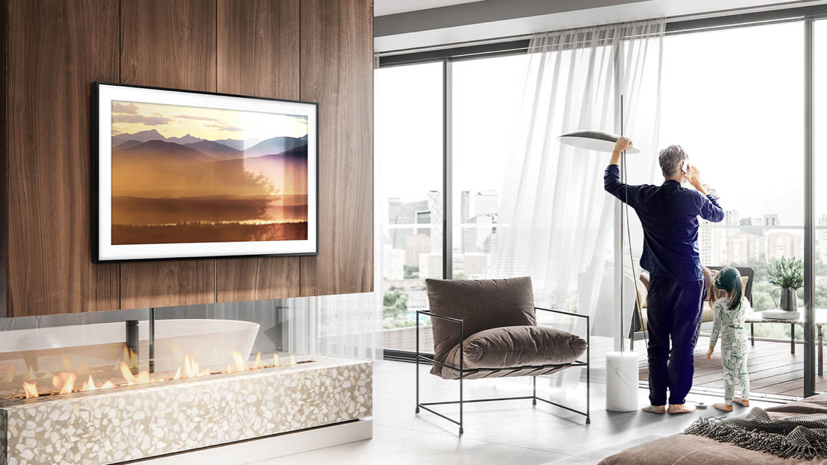 Samsung AirPlay 2 tv's in 2021