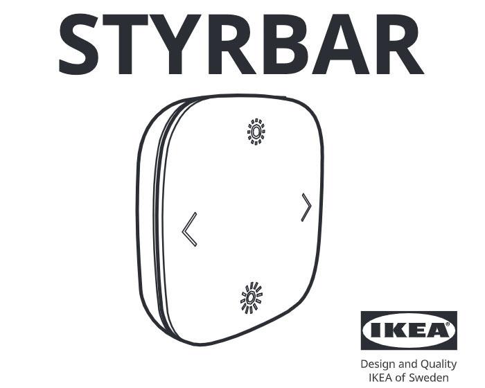 Styrbar IKEA