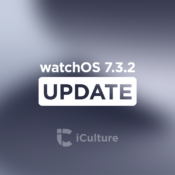 watchOS 7.3.2 update.