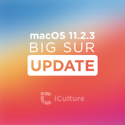 macOS Big Sur 11.2.3 update.