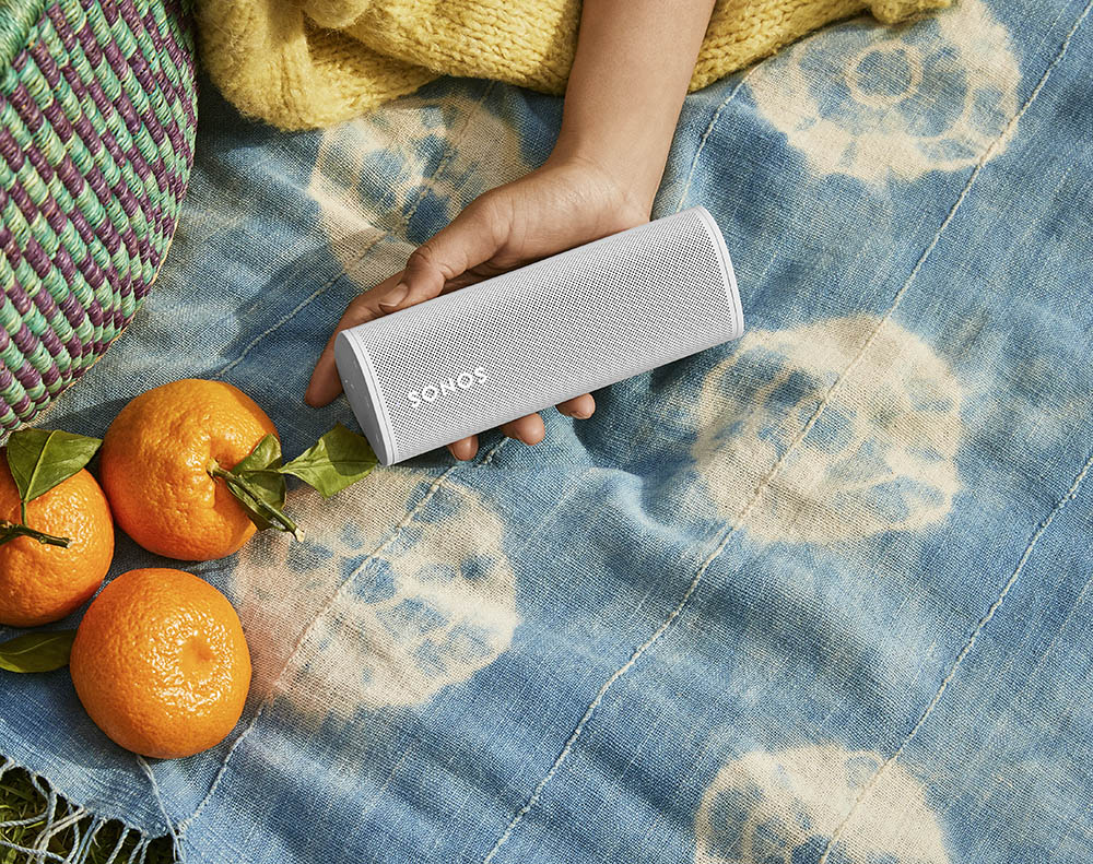 Sonos Roam picknicken