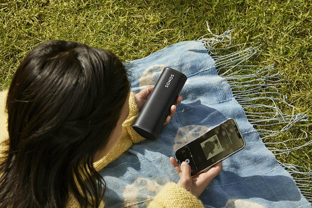 Sonos Roam instellen met de Sonos S2 app