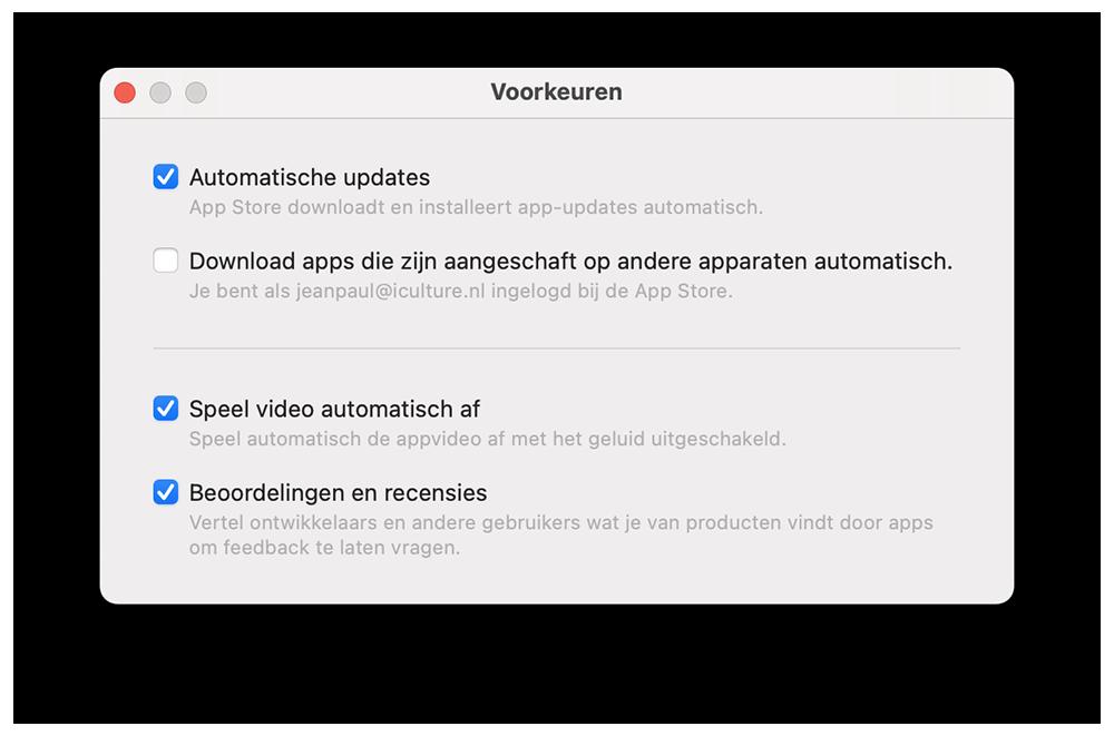 Automatisch Mac-apps downloaden en installeren