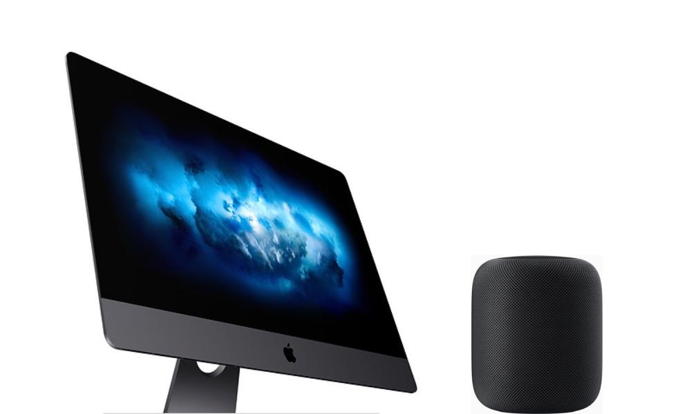 iMac Pro en HomePod: twee Apple-producten die uit de winkel verdwijnen.