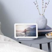Google Nest Hub met slaapfunctie
