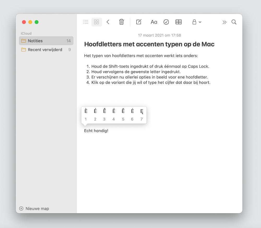 hoofdletter-met-accenten-typen-mac