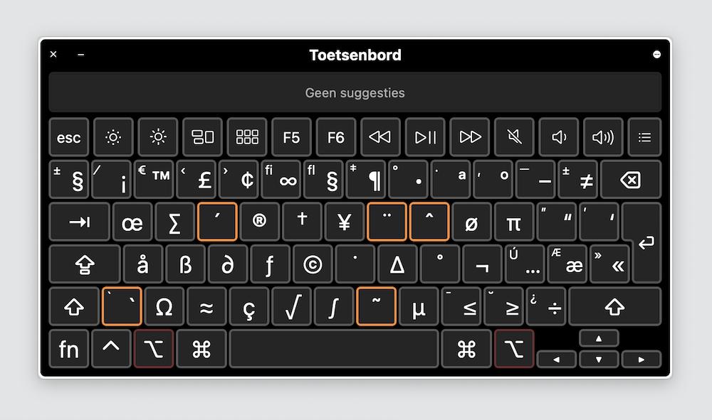 toetsenbord-weergave-big-sur