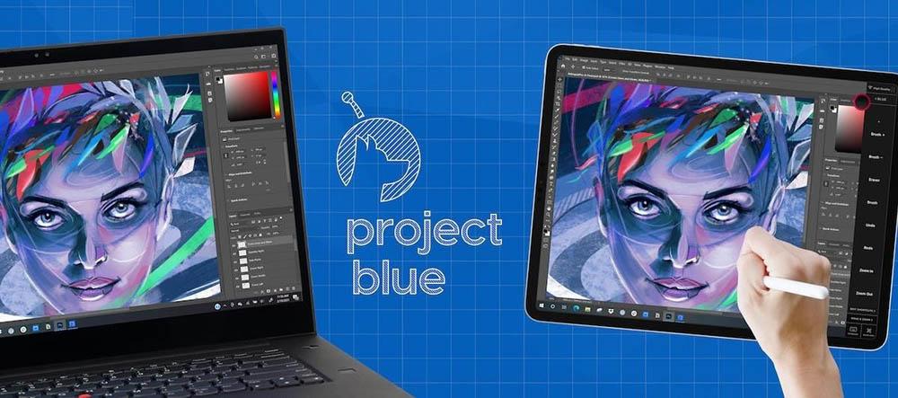 AstroPad: iPad met Windows