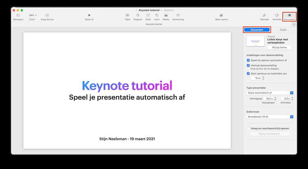 automatisch-afspelen-keynote