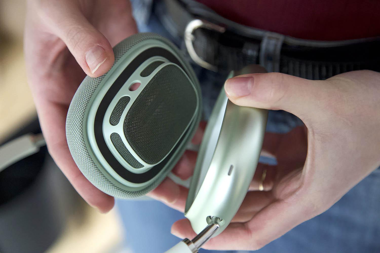 AirPods Max review: magnetische oorschelpen