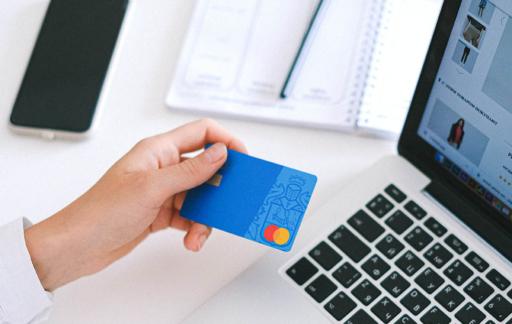Creditcard op de Mac