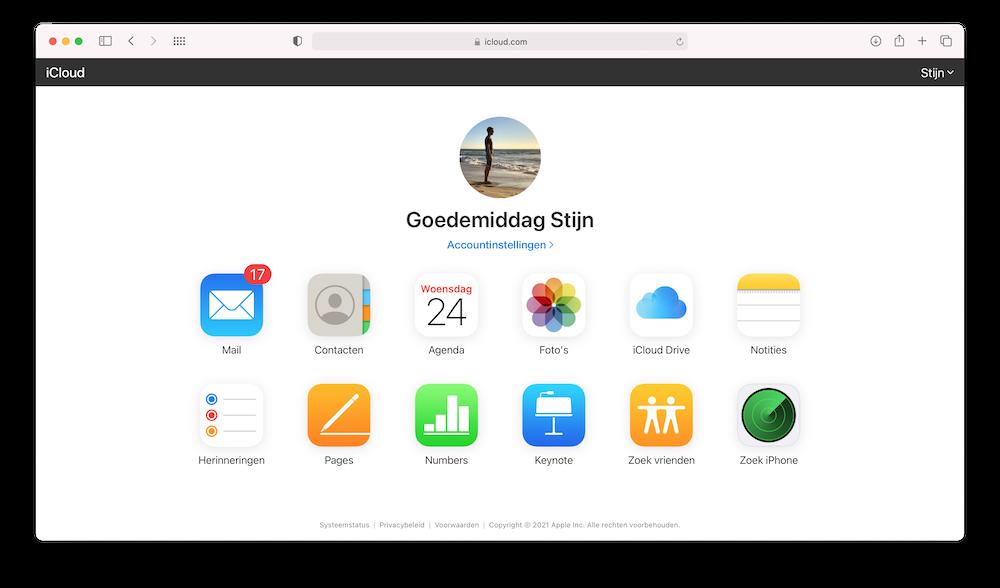 webtoegang-tot-iCloud-mac