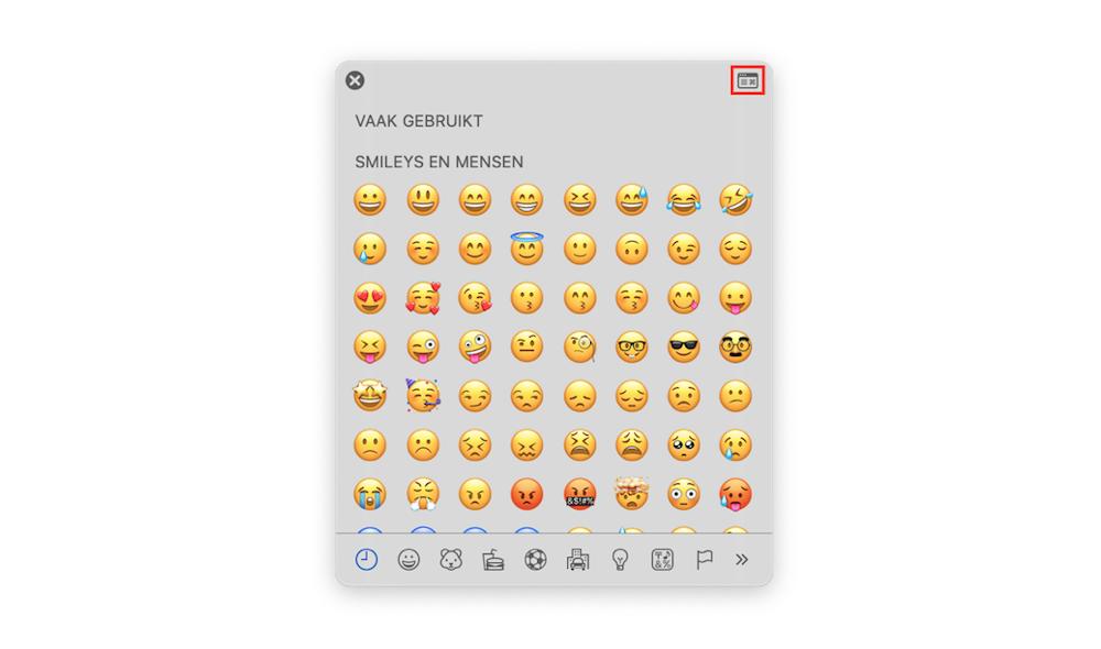 emoji-menu-vergroten-symbool
