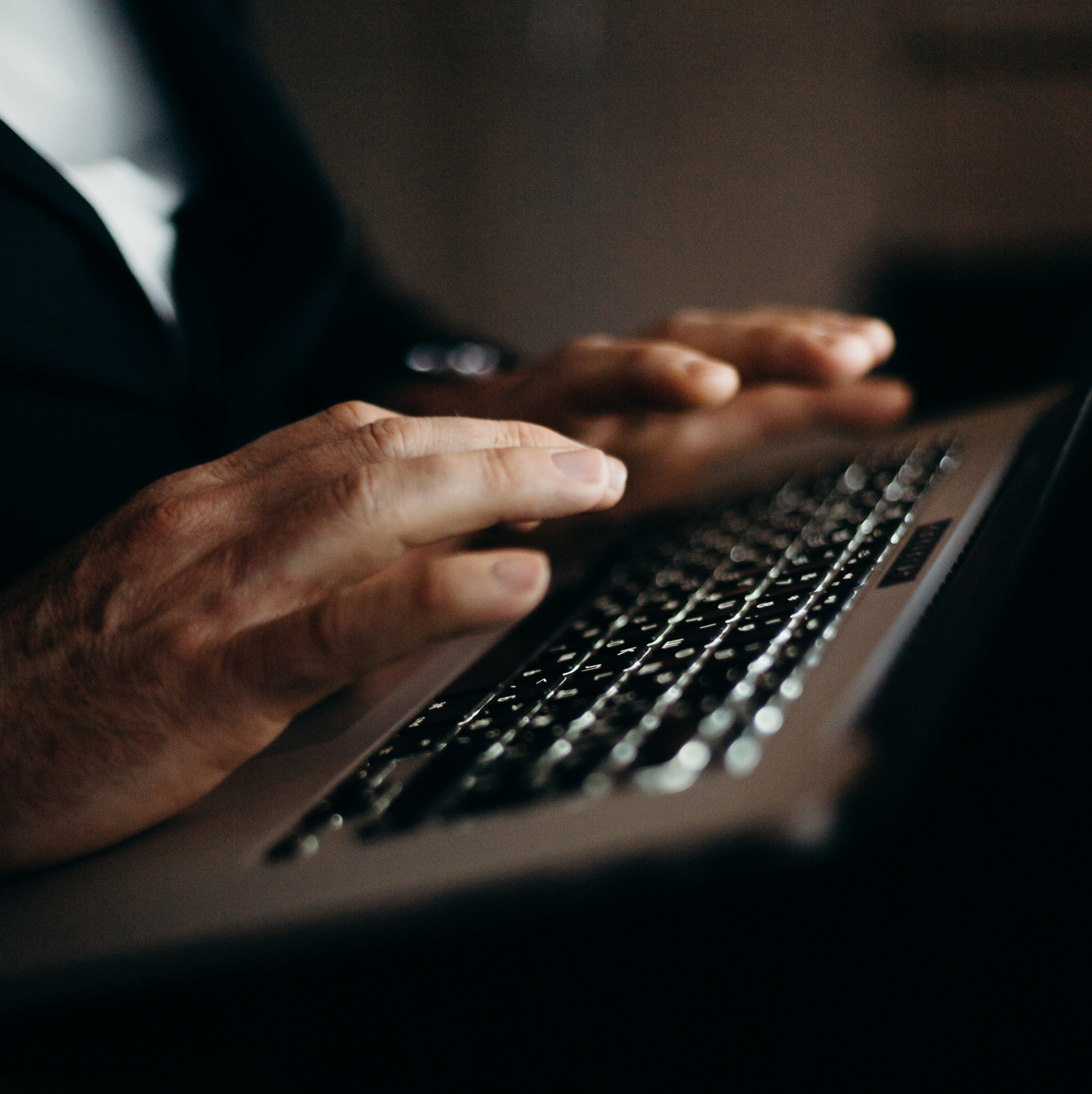 typen-toetsenbord-mac