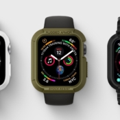 Spigen Tough Armor Apple Watch sportversie rugged.