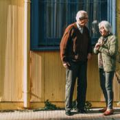 Mobiele ouderen