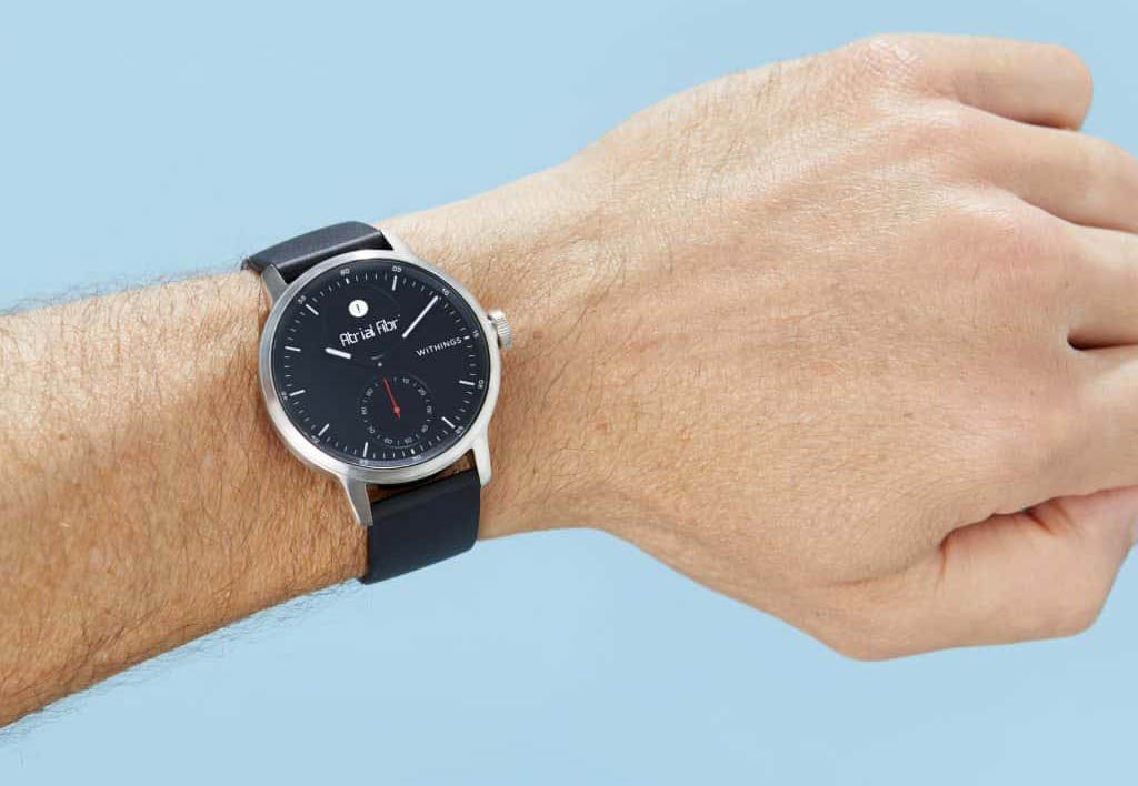 Withings Scanwatch man