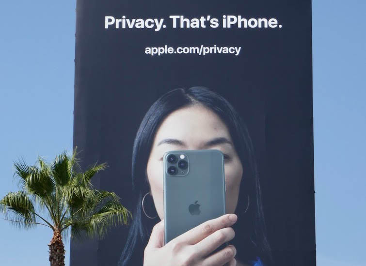 Privacy, that's iPhone