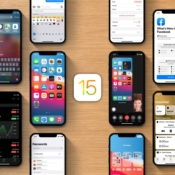 iOS 15-concept van Parker Ortolani.