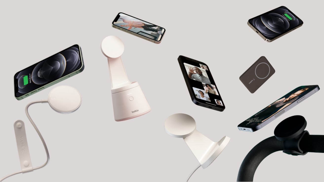 Belkin MagSafe-accessoires voor 2021