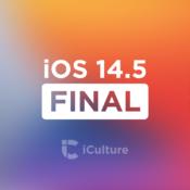 iOS 14.5 final.