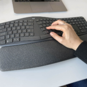 Logitech ERGO K860 toetsenbord review