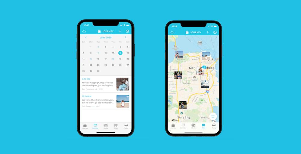 journey-iphone-dagboek-app