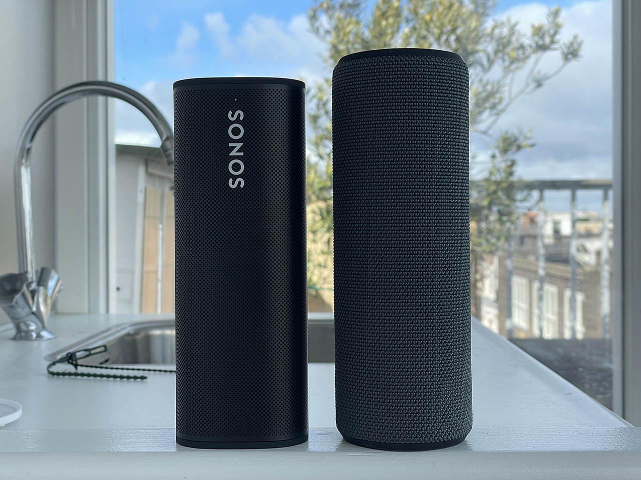 Sonos Roam vs UE Boom