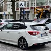 Apple Maps-auto's rijden in april en mei kriskras door Nederland [Update]
