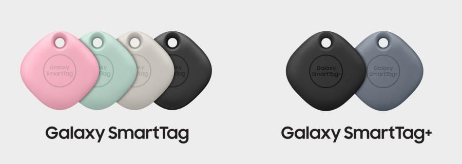 Galaxy SmartTag vs SmartTag+