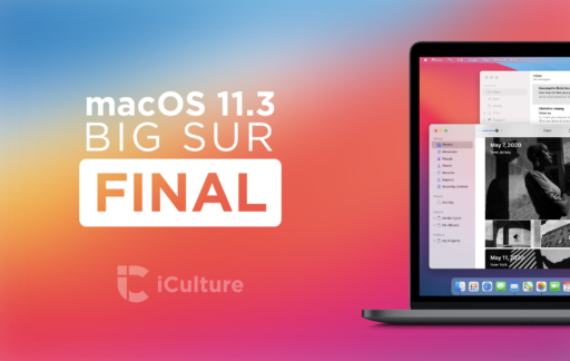 macOS Big Sur 11.3 Final.