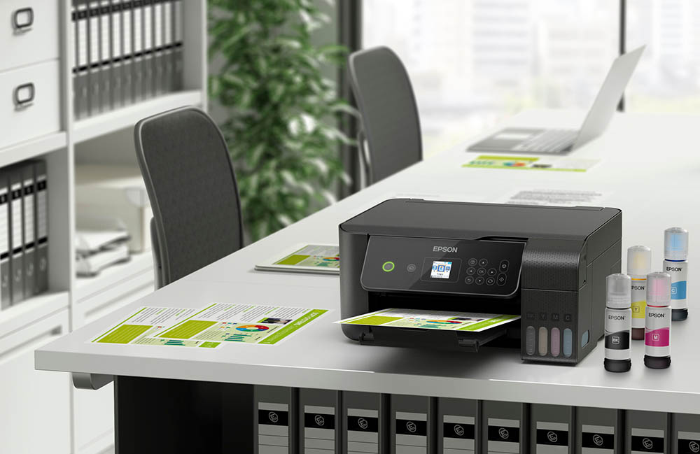 Epson Ecotank AirPrint printer