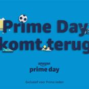 Amazon Prime Day 2021 in Nederland