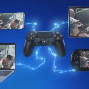 Sony PlayStation remote play op iPhone en iPad