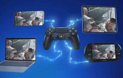 Sony PlayStation remote play op iPhone en iPad