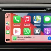 Zo gebruik je WhatsApp met CarPlay: alles over veilig whatsappen in de auto