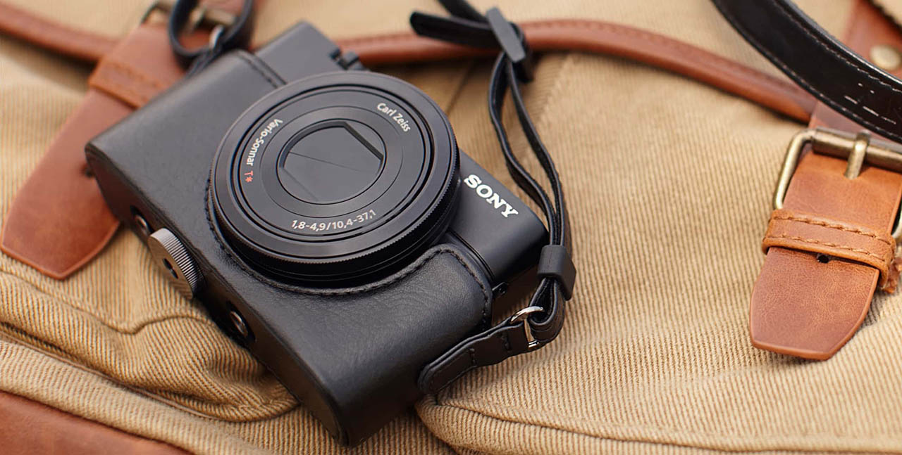 De Sony DSC-RX100 kost 600 euro