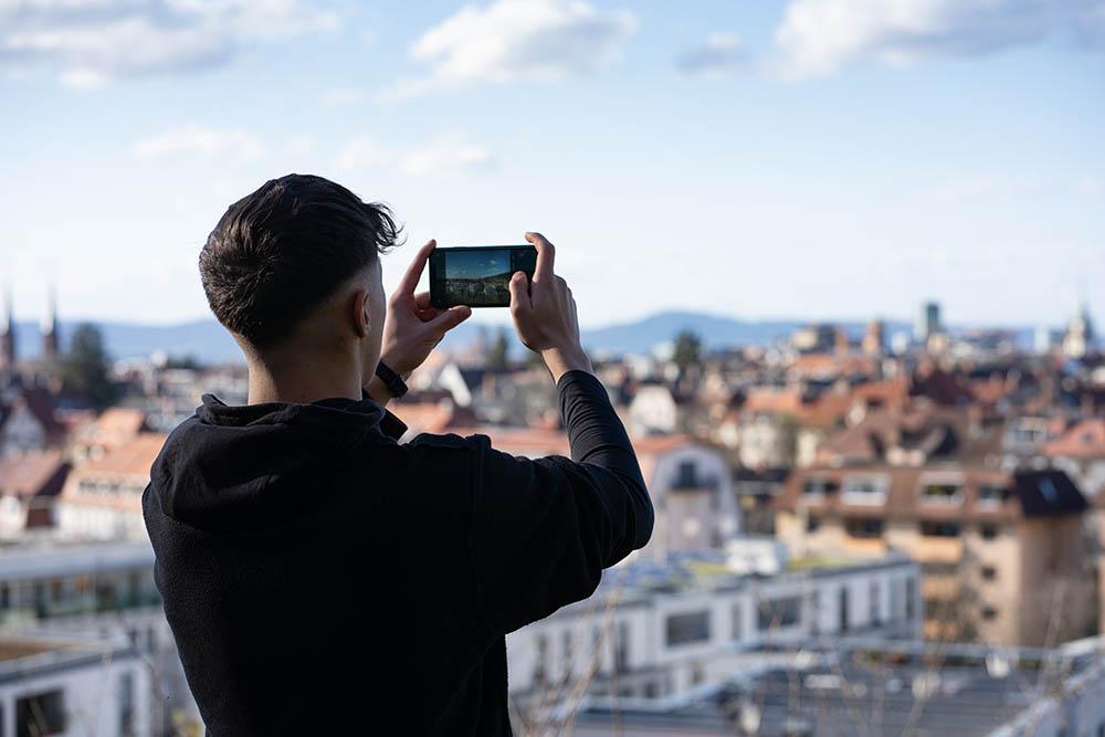 iPhone camera in 2022