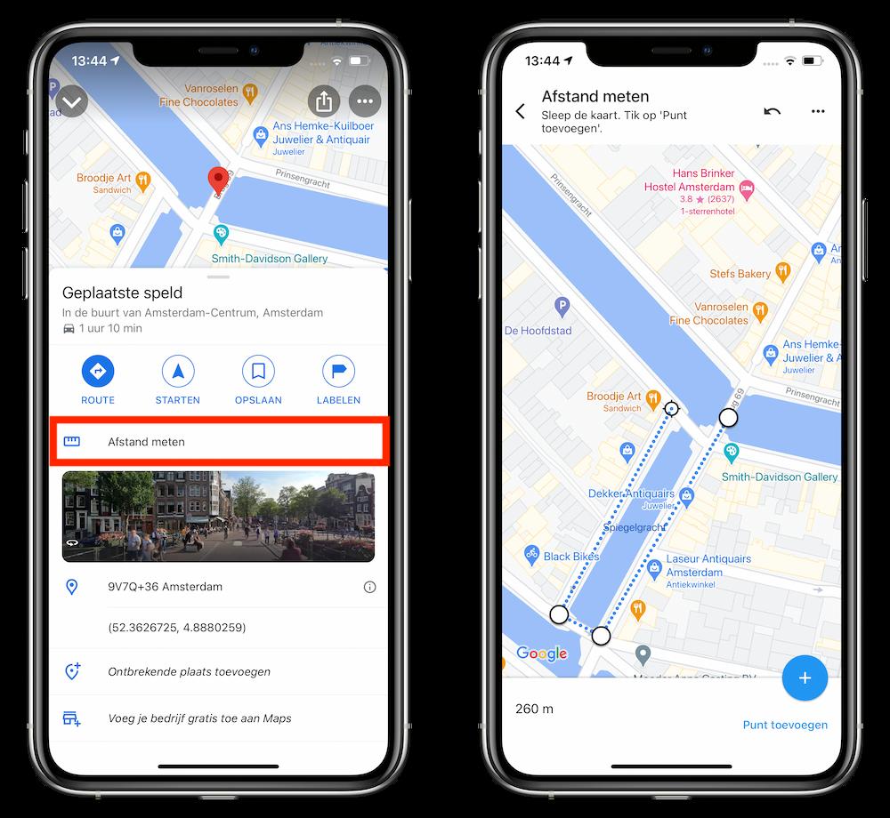 afstand-meten-punten-google-maps