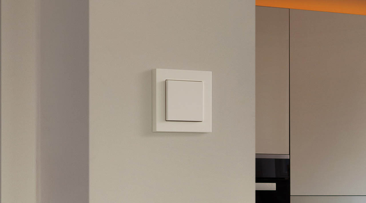 Eve Light Switch met Thread
