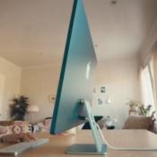 iMac 2021 blauw