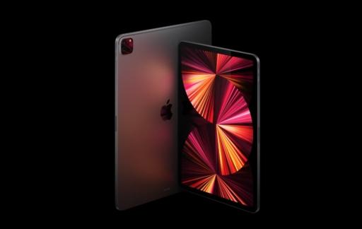 iPad Pro 2021 formaten