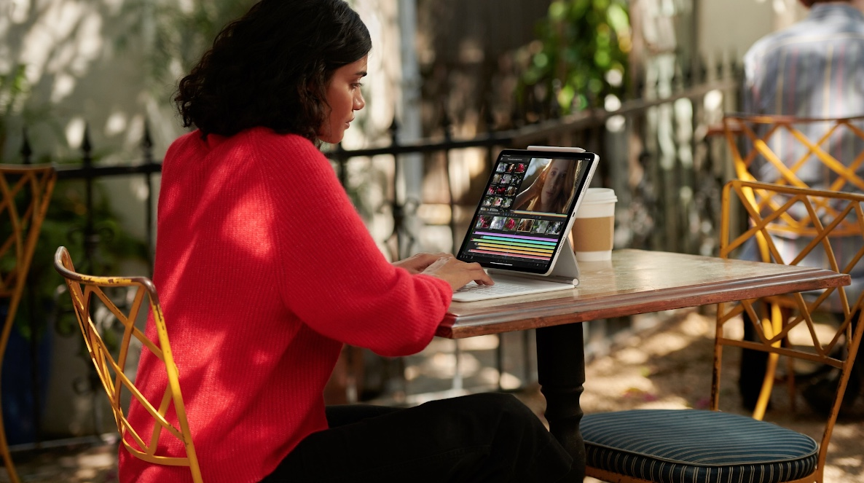 Wit Magic Keyboard iPad Pro