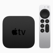 Apple TV 4K met Siri Remote 2021