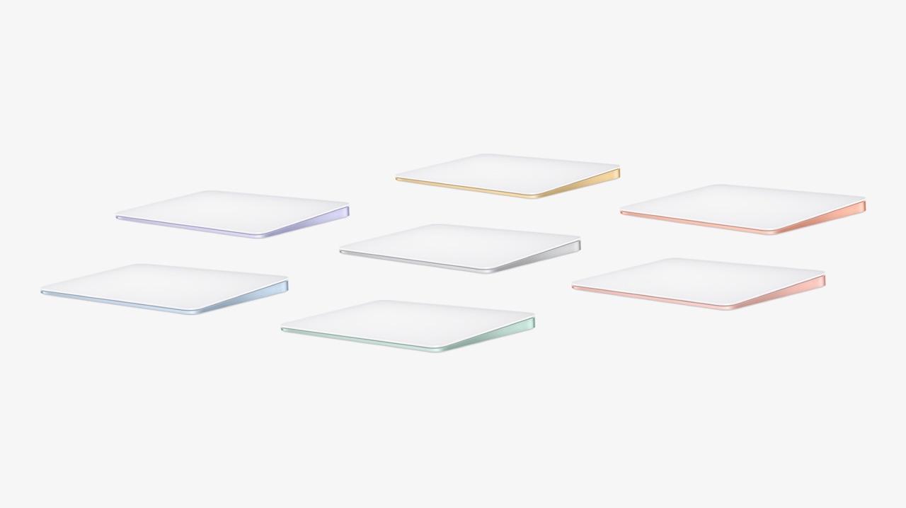 iMac 2021 Magic Trackpad