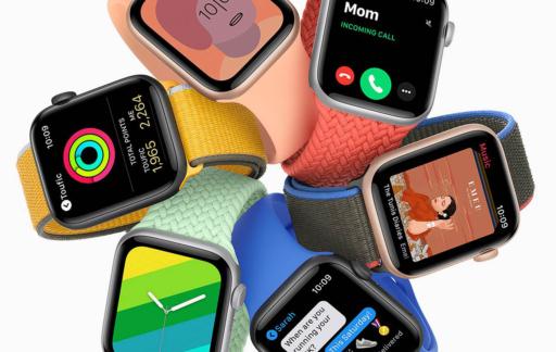 Apple Watch bandjes voorjaar 2021