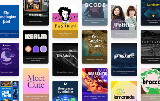 Apple Podcasts Channels