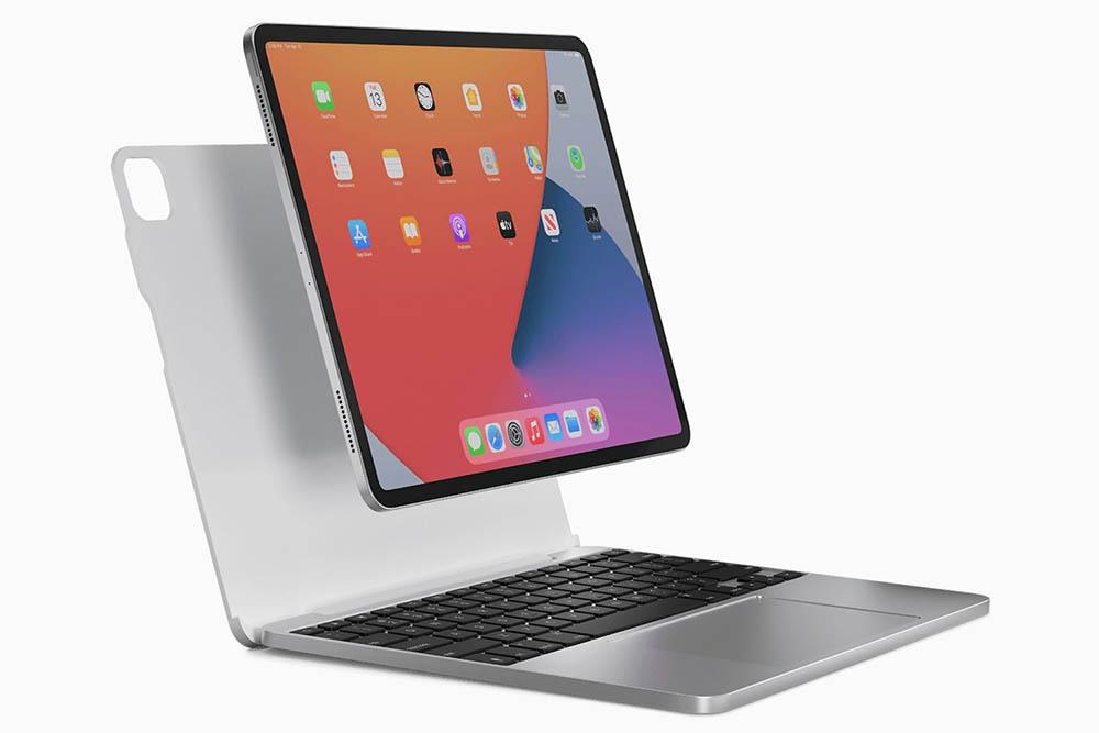 Brydge Max Plus voor iPad Pro