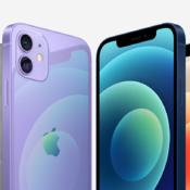 iPhone 12 kleuren anno 2021.