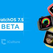 watchOS 7.5 beta